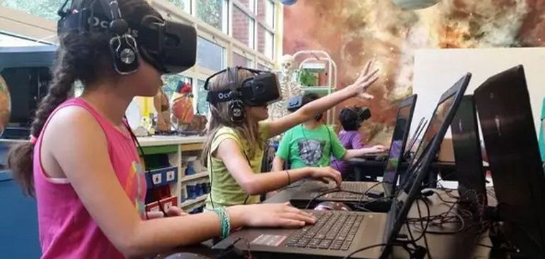 589bf8f74 Realidade virtual é uma tendência para as escolas. - Facíleme Cursos